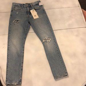 Levi's 501 women's skinny jeans